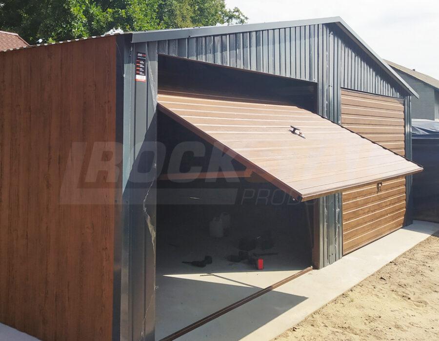 Brama garażowa uchylna – nasz typ!