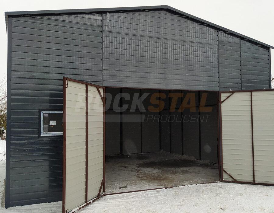 Bramy garażowe do budynków gospodarczych, stodół