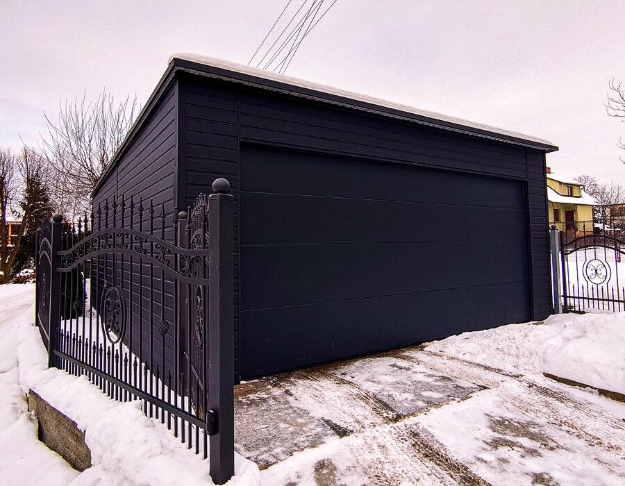 Jak zamówić garaż blaszany u producenta Rock Stal?