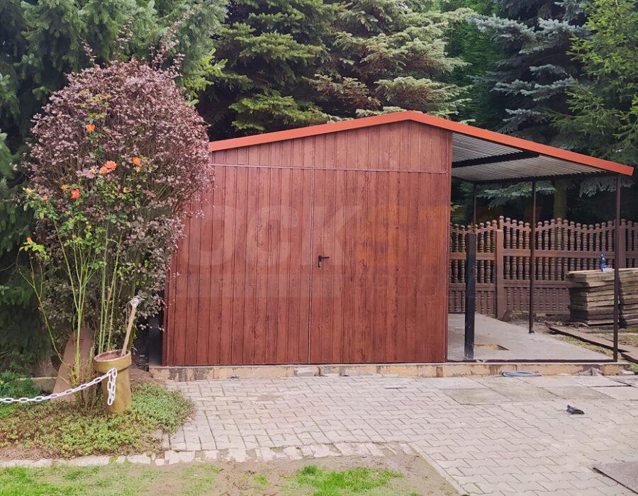 Wiata blaszana – poszerz i rozbuduj swój garaż blaszany